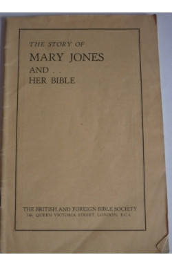 Story of Mary Jones and Her Bible