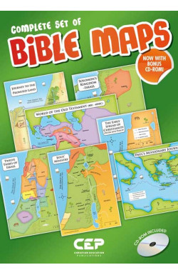 Complete set of Bible Maps