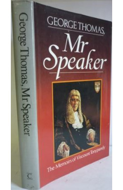 George Thomas, Mr Speaker
