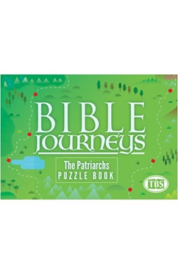Bible Journeys Puzzle Book - The Patriarchs