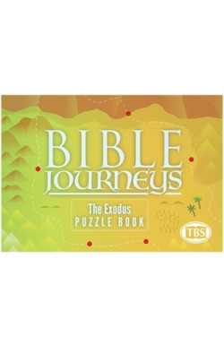 Bible Journeys Puzzle Book - The Exodus