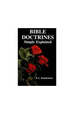 Bible Doctrines Simply Explained