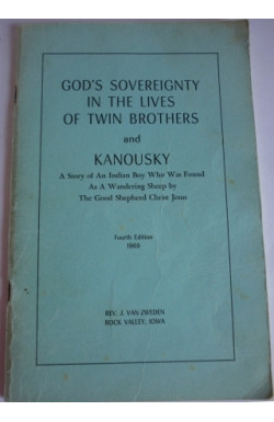 God's Sovereignty in the Lives of Twin Brothers and Kanousky