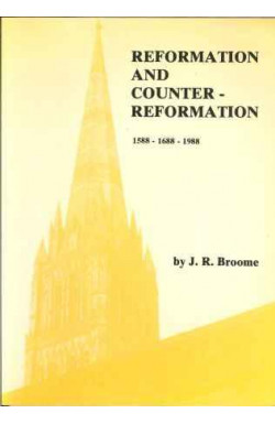 Reformation and Counter-Reformation 1588-1688-1988