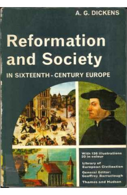 Reformation and Society in 16th Century Europe