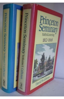 Princeton Seminary Two-volume Set