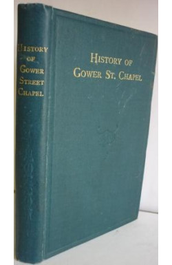 History of Gower Street Chapel