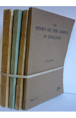 Story of the Gospel in England