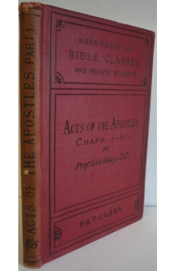 Handbooks for Bible Classes