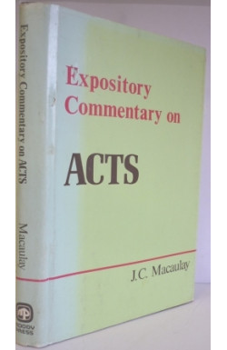 Expository Commentary on Acts