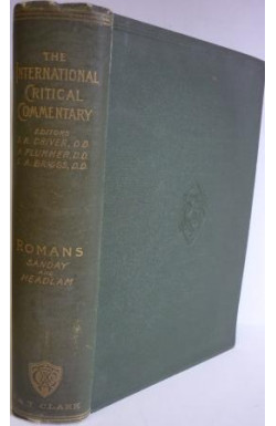 A Critical & Exegetical Comm. On the Epistle Romans