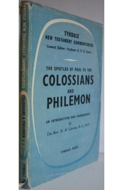 Epistles of Paul to the Colossians and Philemon