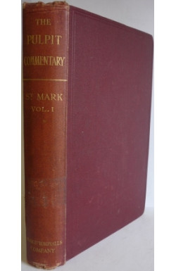 St. Mark Volume 1