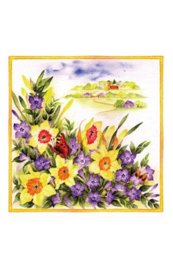 Easter Cards - Pack of 5 identical cards