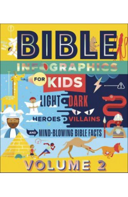 Bible Infographics for Kids Volume 2