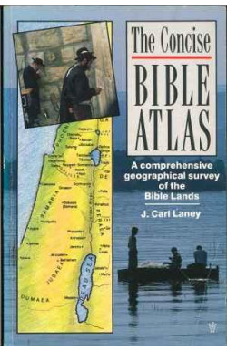 Concise Bible Atlas
