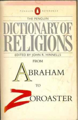 Penguin Dictionary of Religions
