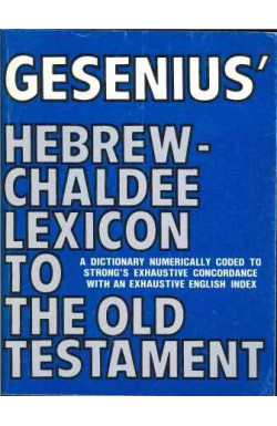Hebrew-Chaldee Lexicon to the Old Testament