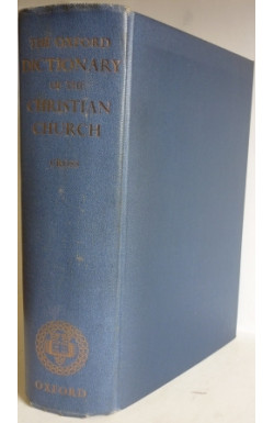 Oxford Dictionary of the Christian Church
