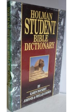 Holman Student Bible Dictionary
