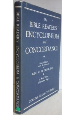 Bible Reader's Encyclopaedia and Concordance