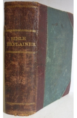 The Bible Explainer or a Dictionary
