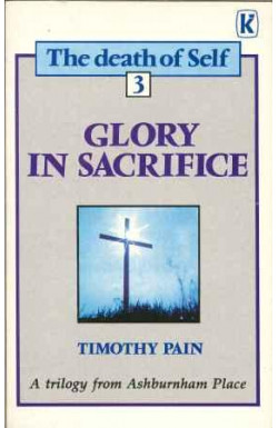 The Death of self-Glory in Sacrifice