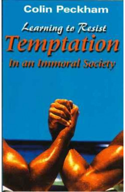 Learning to Resist Temptation in an Immoral Society