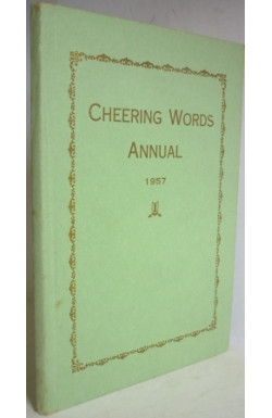 Cheering Words Annual 1957