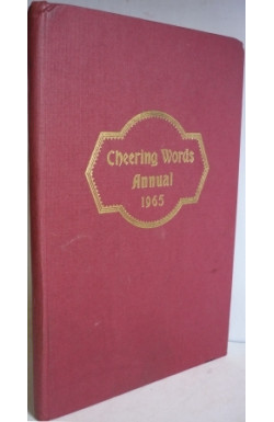 Cheering Words 1965