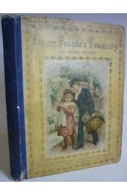 Young People's Treasury and Little Gleaner 1895