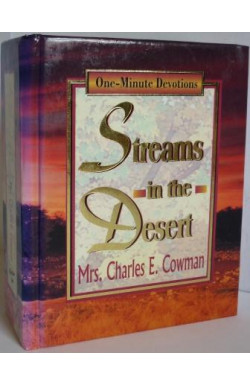 Streams in the Desert (One-minute Devotions)