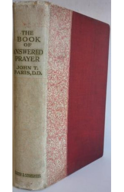 Book of Answered Prayer