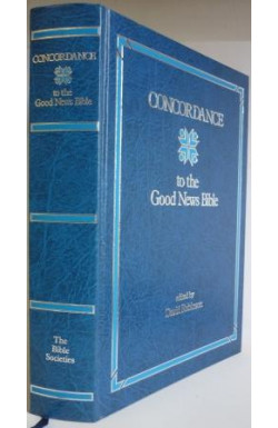 Concordance to the Good News Bible