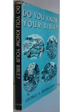 Do Your Know Your Bible?