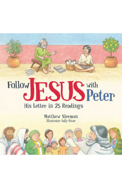 Follow Jesus with Peter