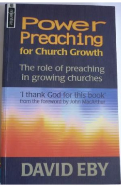 Power Preaching for Church Growth