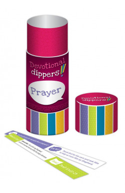 Devotional Dippers - Prayer