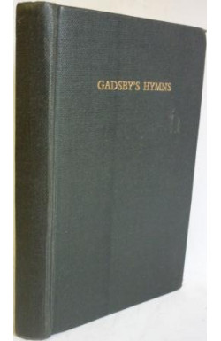 J Gadsby's Larger Hymn Book for Schools and Families