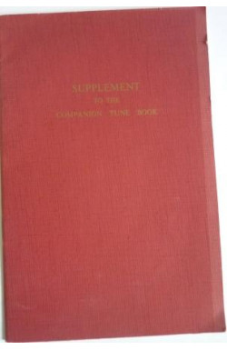 Supplement to the Companion Tune Book