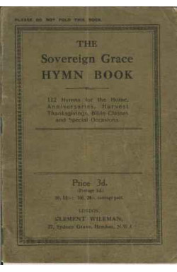 Sovereign Grace Hymn Book