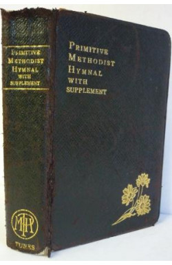Primitive Methodist Hymnal with Supplement and Tunes