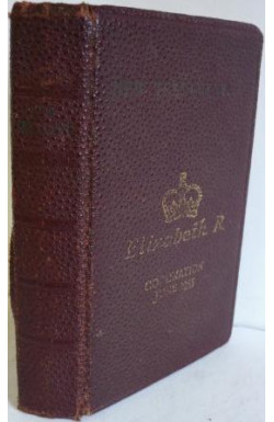 New Testament (AV) Coronation 1953