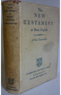 New Testament in Basic English