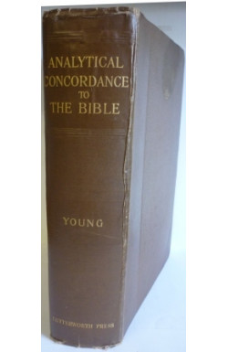 Analytical Concordance to the Holy Bible