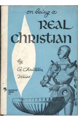On Being a Real Christian