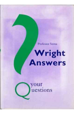 Wright Answers Your Questions