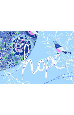 Hope - Greeting Card