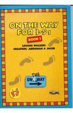 On the Way for 3-9s: Book 1
