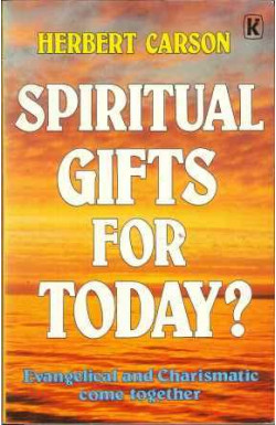 Spiritual Gifts for Today?
